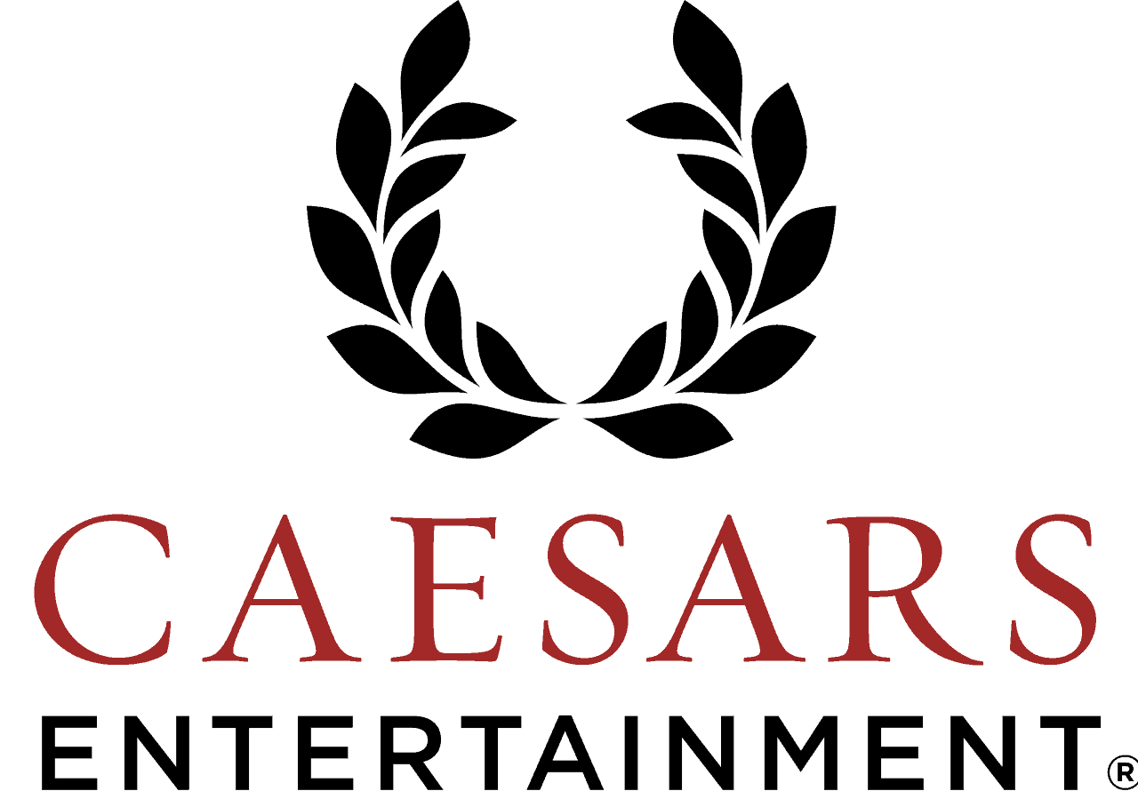 Caesars Entertainment logo colour