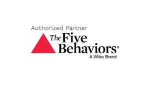 Authorised partner of The Five Behaviors, Wiley Brand