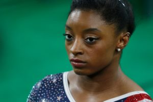 Greatest Gymnast of all time Simone Biles showed that great performance requires great mental health